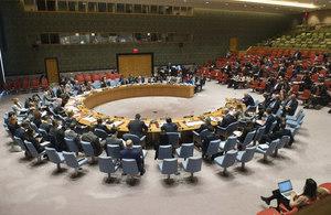 UN Security Council discusses developments in Kosovo