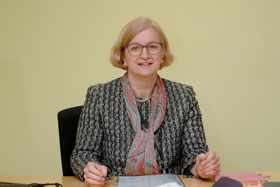 Amanda Spielman, HMCI