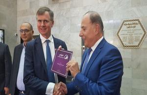 Ambassador Shorter visits Tripoli