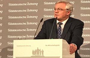 Read 'David Davis speech to Süddeutsche Zeitung Economic Summit'