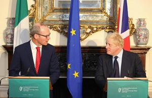 UK and Ireland can strengthen ties via Brexit