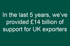 UK Export Finance: success stories