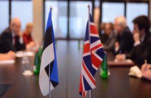 UK and Estonia