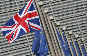 British Embassy Netherlands continues open forums on Brexit