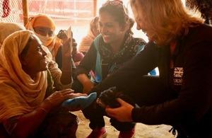Picture: Russell Watkins/DFID
