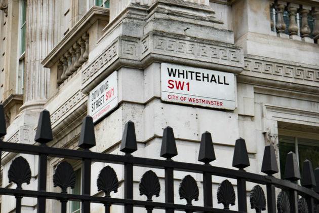 Whitehall Downing Street