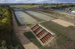 A mine water treatment scheme