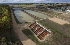 A mine water treatment scheme