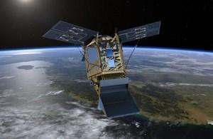 Image of Sentinel 5P satellite.