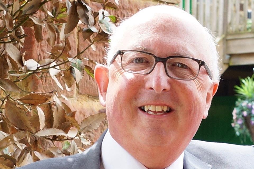 Dr Alan Hassey, NDG Panel Member