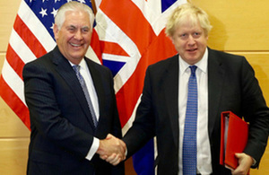 Read the 'Foreign Secretary attends NATO Foreign Ministers summit' article