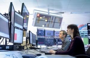 Nuclear control room (Credit: Monty Rakusen)