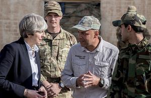PM in Iraq