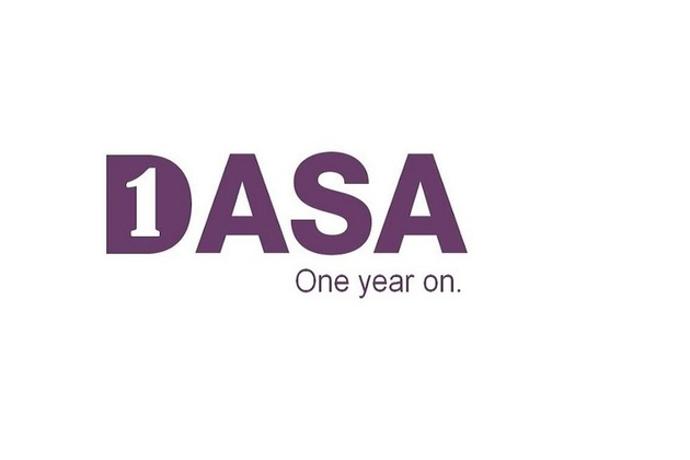 One year on DASA image