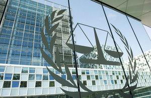 The International Criminal Court, The Hague (UN Photo/Rick Bajornas)