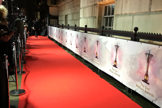 Red Carpet at the Millies