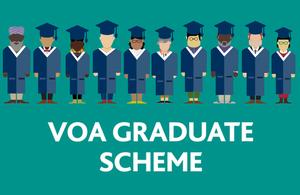 VOA Graduate Scheme launch 2018