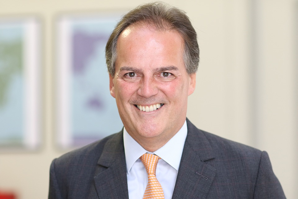 Foreign Office Minister for Asia and the Pacific, Mark Field