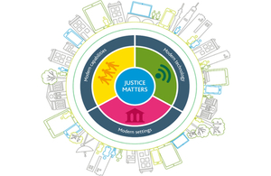 Justice matters logo image