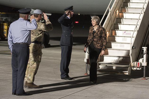 Read the PM address to troops at RAF Akrotiri: 22 December 2017 speech