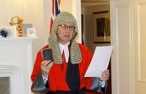 Chief Justice