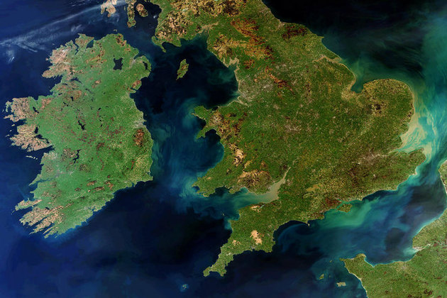 View of Great Britain and Ireland from space (credit: ESA, CC BY-SA 3.0 IGO)