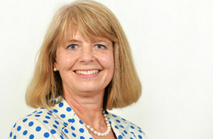Read the 'Harriett Baldwin MP appointed Minister for Africa' article