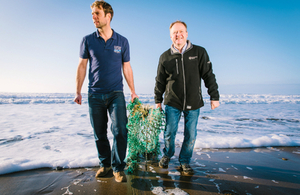 The EA's new Plastics and Sustainability team will work with businesses, councils and community action groups to reduce plastic pollution