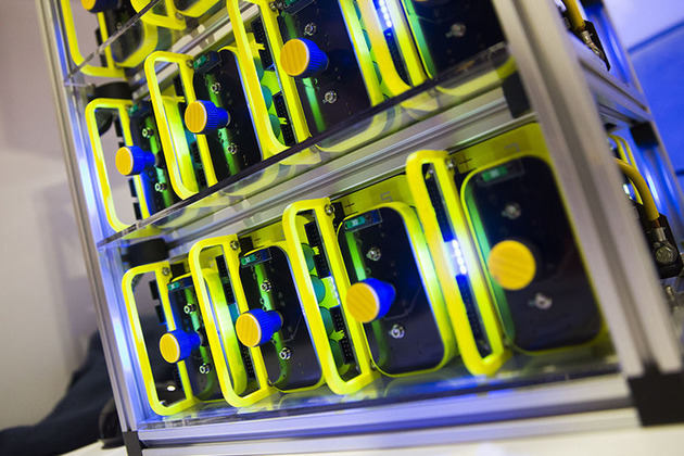 Brill Power battery packs from Innovate 2017