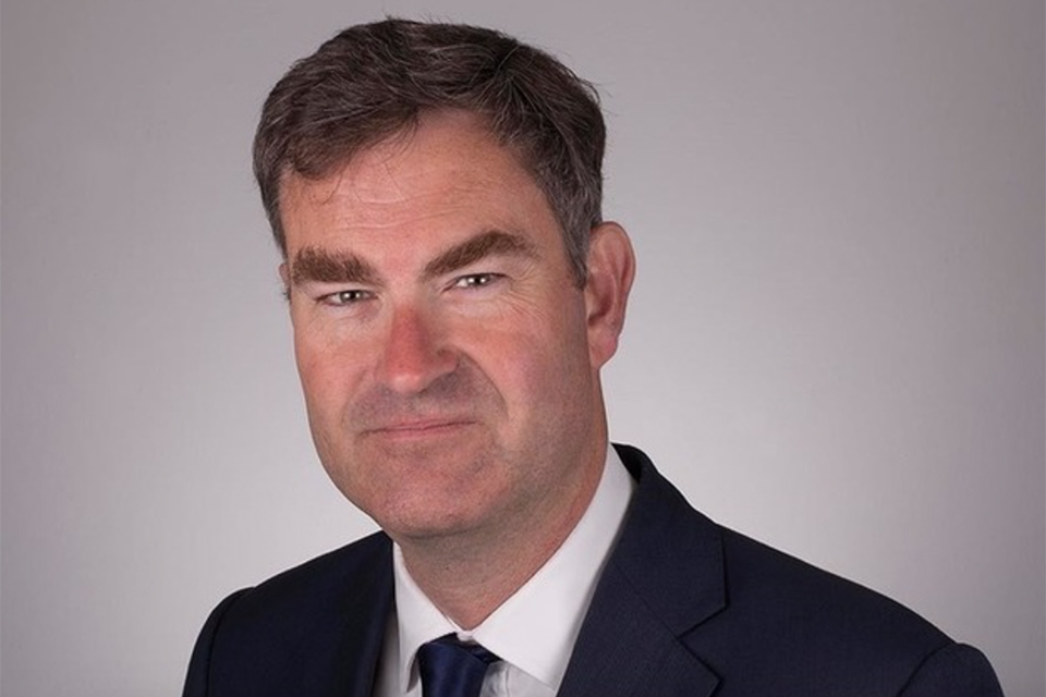 David Gauke, Secretary of State