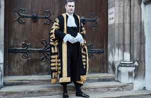 Read the Lord Chancellor swearing-in speech: David Gauke