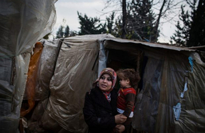 Boost to UK aid delivered directly into the hands of the most vulnerable Syrian refugees
