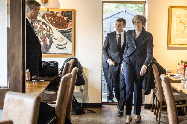 UK to step up French operations in Africa as PM and President Macron meet for UK-France Summit