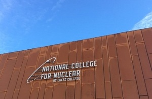 National College for Nuclear in Cumbria