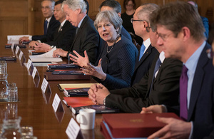 Prime Minister's roundtable with senior representatives of Japanese businesses
