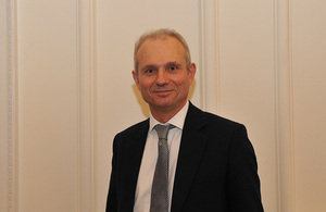 Chancellor of the Duchy of Lancaster, David Lidington