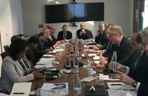 UK-Ethiopia solar energy co-operation