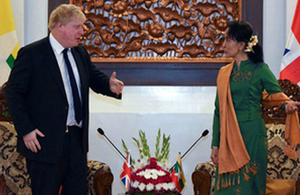 Read the 'Foreign Secretary's visit to Asia, February 2018' article