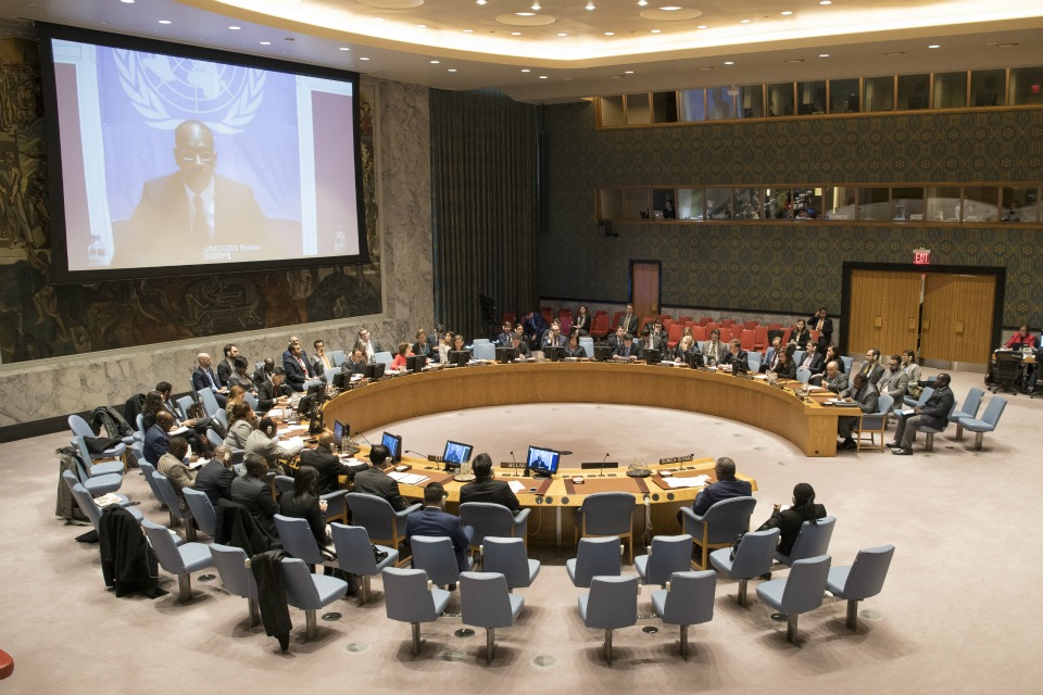 Security Council briefing on Guinea-Bissau