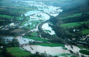 Flooding will become more frequent so people need to know their risk, the Environment Agency has warned