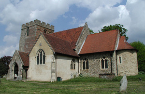 Great Maplestead Church