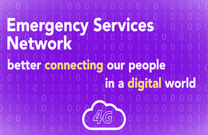 Read the Emergency Services Network reaches new milestone article