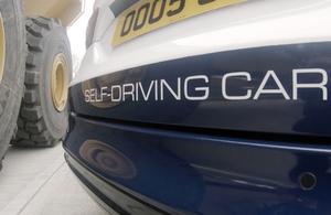 CCAV car