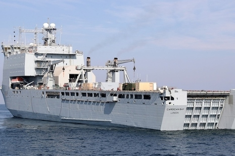 Picture of RFA Cardigan Bay
