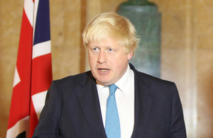 Putin's sinister threats and lies extend far beyond his own country: article by Boris Johnson'