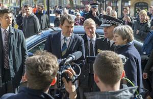 Novichok nerve agent use in Salisbury: UK government response