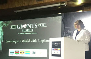 summit on wildlife crime