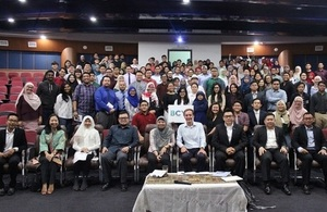 Chevening Alumni Brunei hosts Brunei Chevening Youth Forum on National Development