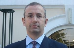 British Ambassador to Kuwait Michael Davenport