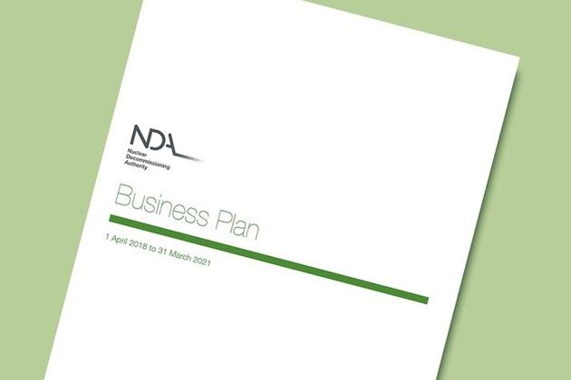 NDA Business Plan 2018 to 2021